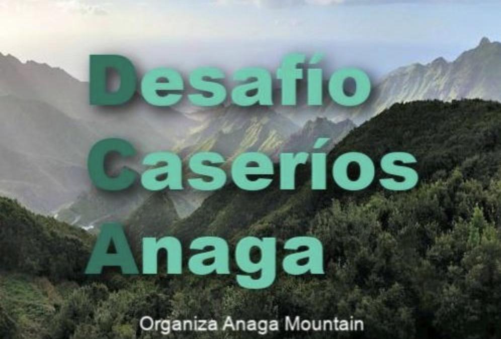 Desafío Caseríos de Anaga