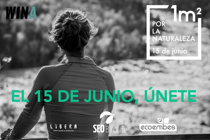 Wina libera de basuraleza la Casa de Campo de Madrid – 15 de junio