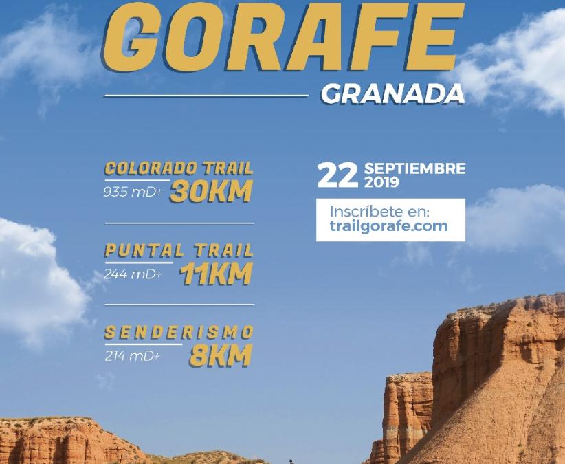 III Trail Run desierto de Gorafe