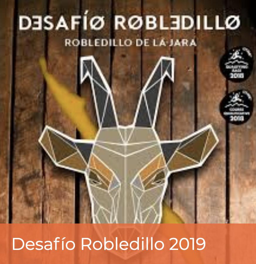 Desafio Robledillo
