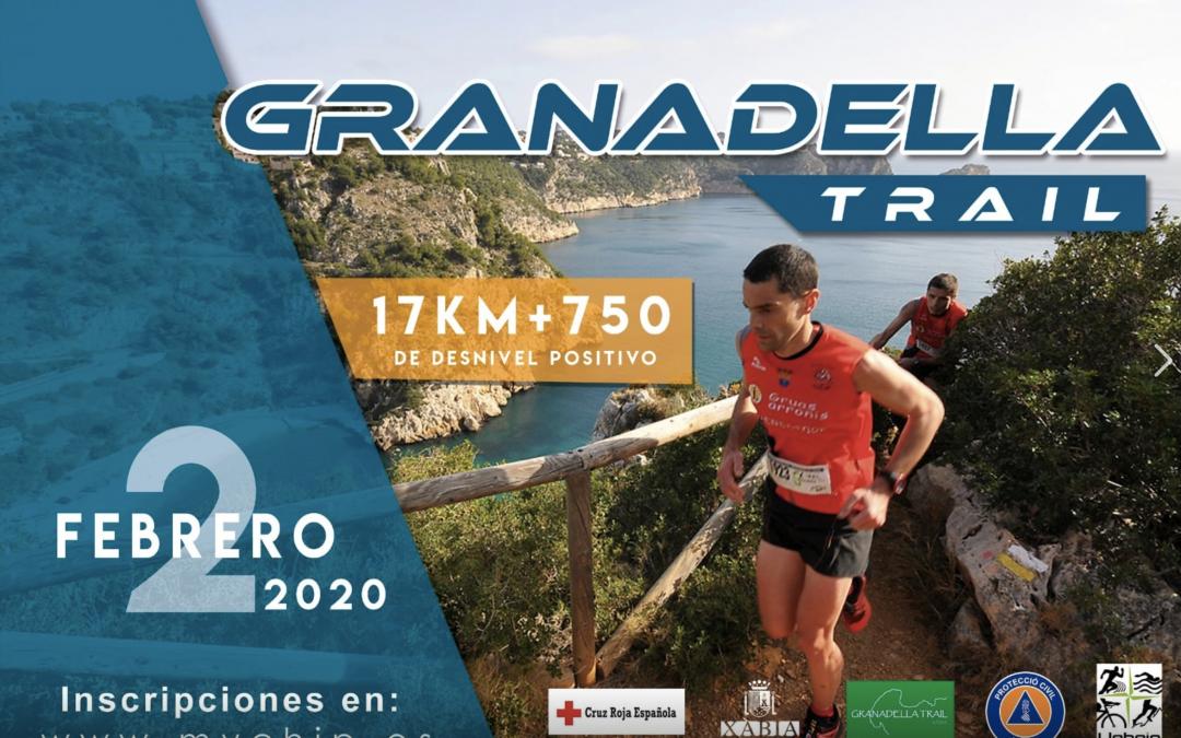 Granadella Trail