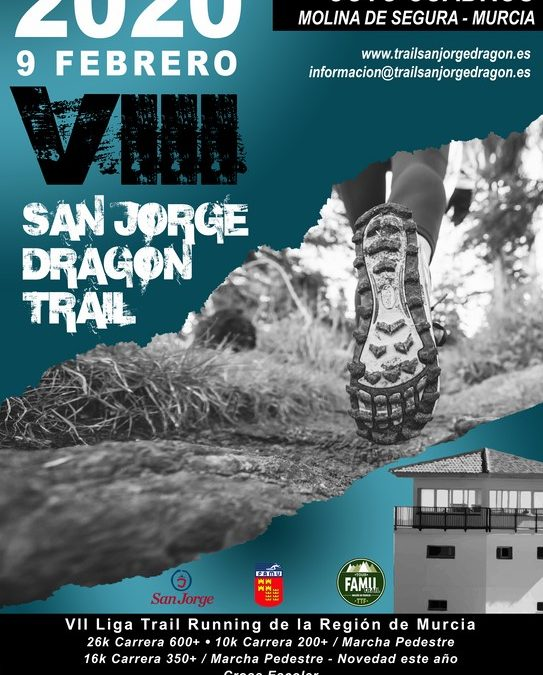 VIII San Jorge Dragon Trail