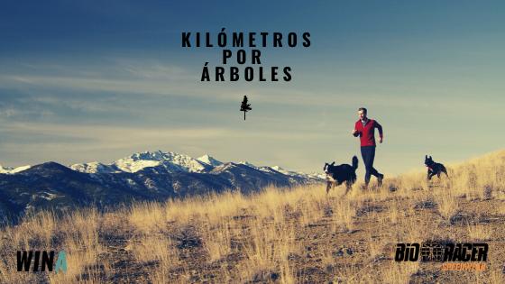 Kilómetros por árboles recibe el apoyo de Bioracer España