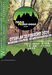 Media maratón de montaña de Aibar-Oibar