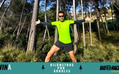 Kilómetros por árboles con Marcos Rodriguez