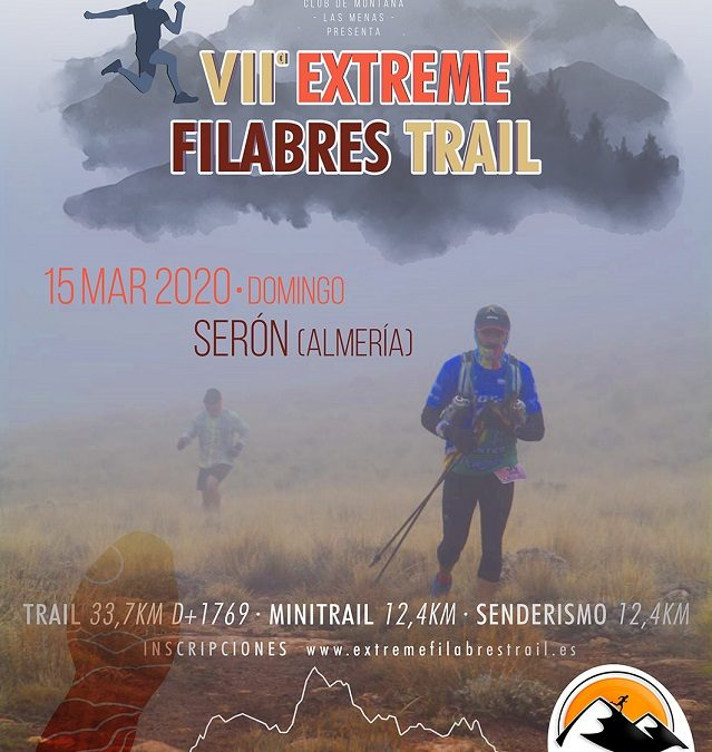 VII Extreme Filabres Trail