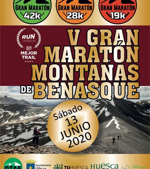 V Gran Maratón Montañas De Benasque