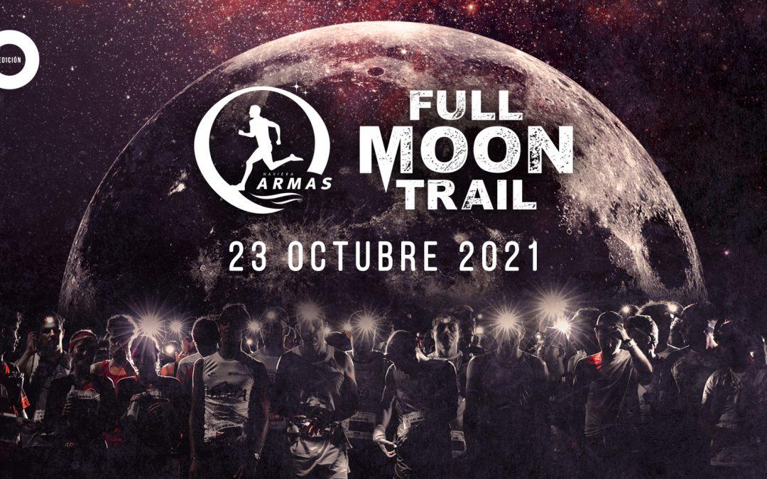 X Full Moon Trail Naviera Armas